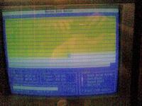 IBM intel 80386 @ 25 MHz, - Odpowiedź po włączeniu bios z basic