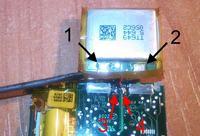 iPod shuffle gorący przy próbie ładowania, nie ładuje