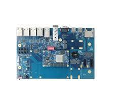 OK1046A - jednopłytkowy komputer z NXP LS1043A i do 7 portami GbE