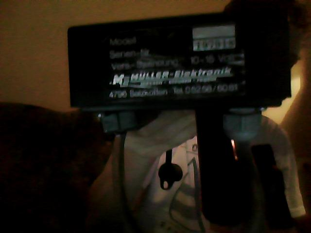 Szukam instrukcji obs�ugi do elektroniki steruj�cej becker.