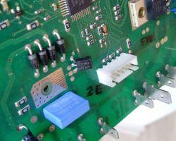 Ekspres Siemens TK 52001/02 - uszkodzony sterownik