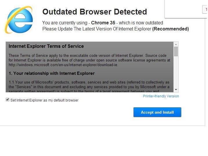 Chrome plus IE9 - Przegl�darki nie �aduj� pewnych stron prosz� o kontrol� log