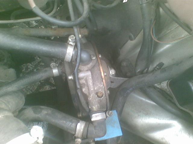 Audi 80 2,0E + LPG - problemy