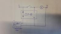 Wyłącznik czasowy CS3-1B - gdzie wpiąć rezystor