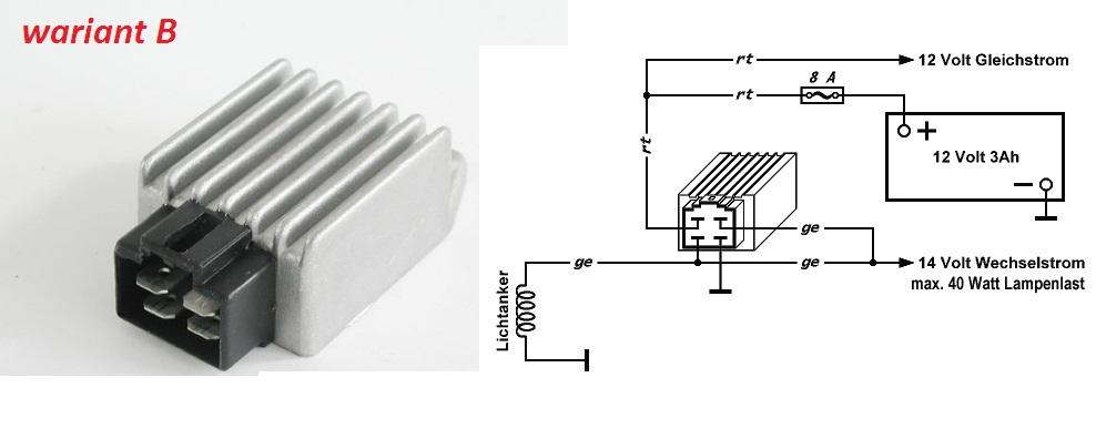 ładowanie w skuterze zipp quantum 2T