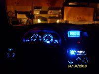 Wymiana podświetlenia w liczniku Astra II