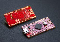 Tachyon - zgodna z Arduino płytka prototypowa z SAMD51 (Kickstarter)
