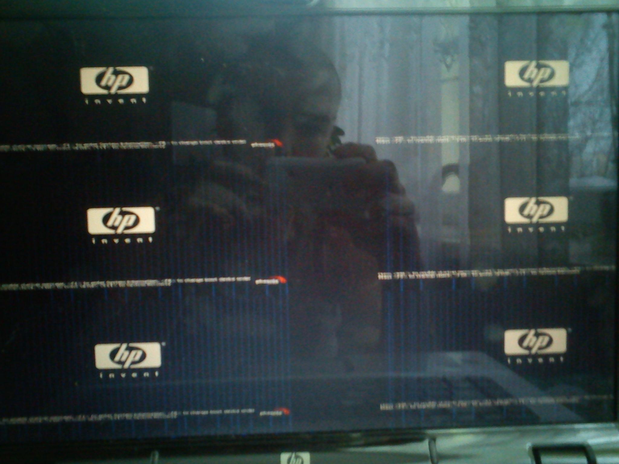 HP Pavilion dv6000 - Prawdopodobnie problem z grafik� 8400M
