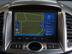 Chevrolet/Captiva/SUV - Ekran centralny przestaje reagować na dotyk