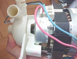 Zmywarka Ariston LL6065 - Migają kontrolki 2 i 3 po wlaniu wody