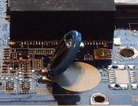 acer aspire 5610Z - wymiana baterii cmos
