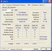 Athlon XP 2600+,MOBO K7S41GX - Zawieszania się PC, Uszkadzanie dysku