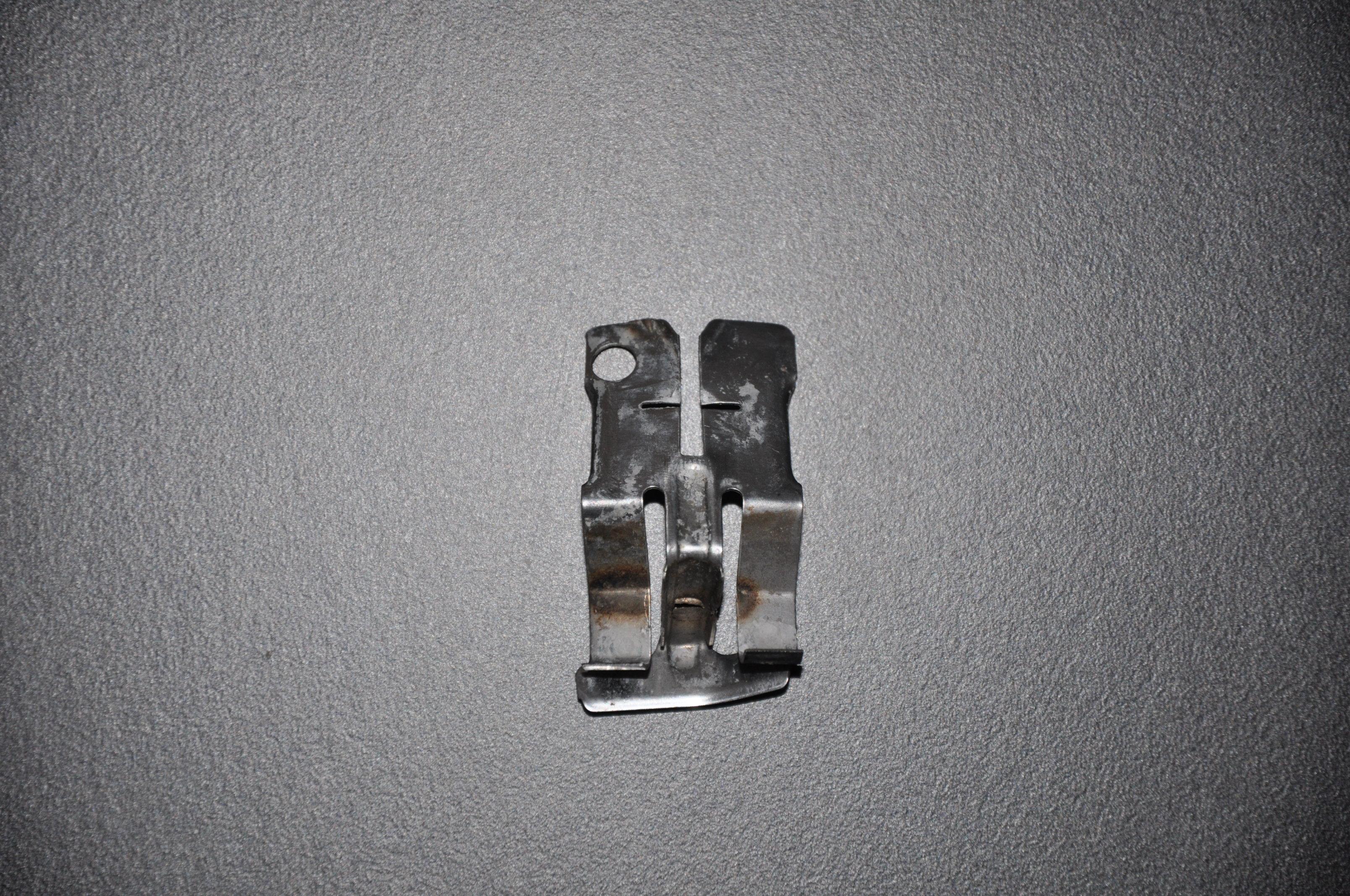 Siemens R10.15 - niezidentyfikowany element w b�bnie