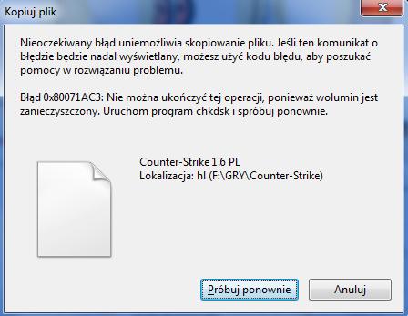 SanDisk Ultra micro sdxc 64gb - Karta micro sd przesta�a poprawnie funkcjonowa�