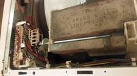 AWM 8123/L - Jak ściągnąć przedni panel