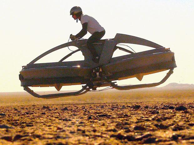 Aero-X - lataj�cy skuter trafi do sprzeda�y w 2017 roku