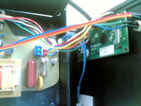 Sterowanie elektrozaworem [prototyp]