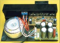 wzmacniacz 200W/4ohm mosfet schemat-opis+PCB