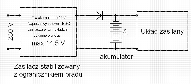 Czasowy włącznik (Timer) 6 kanałowy na mikrokontrolerze