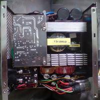 Hiper model: HPU-4M480 Type R (480W) - zanik napieć zaraz po starcie?
