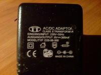 żle podłączona ładowarka do akumulatorka 6V