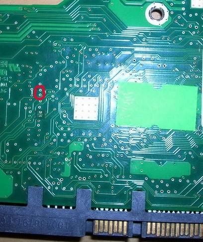 Seagate ST3500320NS (ES.2) fw SN05 - BSY