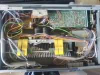 Sony TA 535 - uszkodzony jeden kanał.