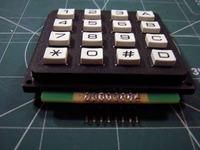 Prosty sposób odczytu klawiatury 4x4