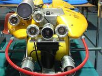 Robot podwodny, pytanie o sonary...;)