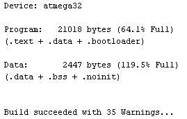 Biblioteka FATfs i problem z implementacja na ATmega16