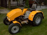 Traktorek SAM napęd silnik Fiat 126p