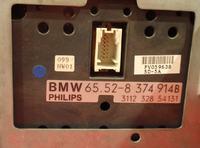 Radio BMW E38 740i - sposób podłączenia