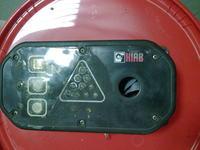 Sterowanie podnośnikiem hydraulicznym HIAB
