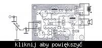 Wzmacniacz 2W,J-067, TBA820M