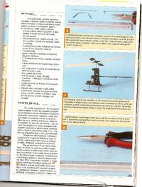 Jak zrobić sterowanie helikoptera - lot w przód i tył.