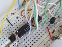 Programator dla pamieci SPI Flash 25Fxx 25Lxx do 64mbit