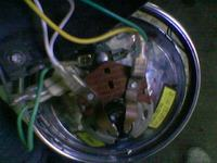 [elektryka simson s51] po wymianie instalacji brak kierunków