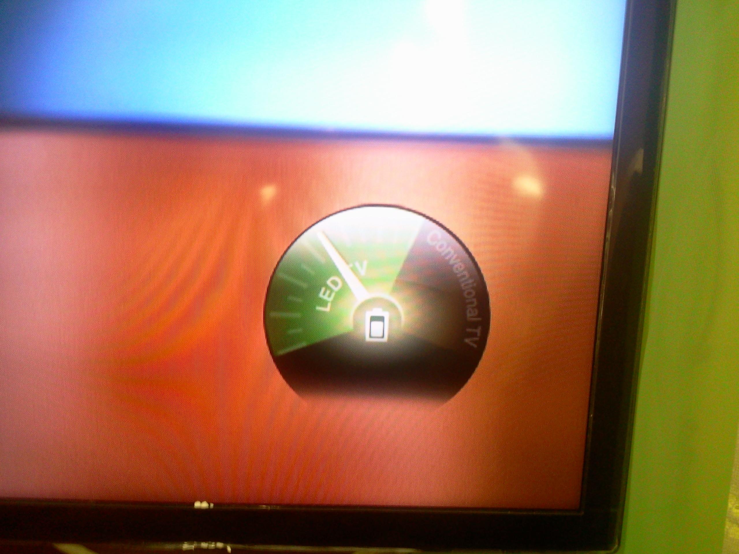 samsung ue40f6400 - Nowy telewizor, co oznacza ten symbol?