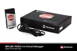 Microchip MPLAB PICkit 4 w sprzedaży