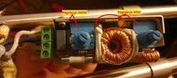 Lampa stojaca ze sciemniaczem 300W i 60W