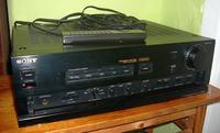 [Zamieni�] Wzmacniacz Sony TA-F590ES sprzedam lub zamieni� na laptopa.
