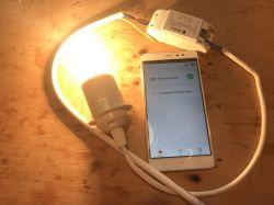Przekaźnik Tuya Smart WiFi na T102_V1.1/RTL8710BN - test, wnętrze, schemat