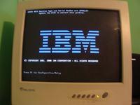 Procosor po wymianie i błąd Biosu w komputerze IBM