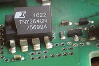 Bosch SMI58M95EU - nie włącza się - identyfikacja spalonego elementu