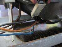 Silnik od pralki automatycznej - spos�b pod��czenia
