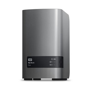 WD My Book Duo - macierz dyskowa 12TB z USB 3.0 o pr�dko�ci do 290MB/s