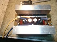 Przetwornica sinus 24VDC-230VAC z funkcją ładowania