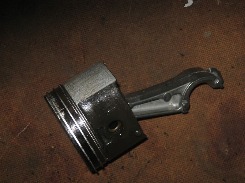 Briggs&stratton 550 - Czy da si� naprawi� ten silnik (zatarty)