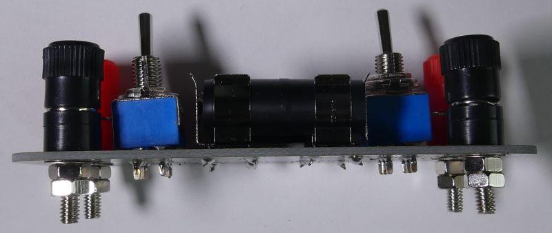 Konwerter prąd-napięcie, prototyp elektroda.pl