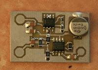 Miernik częstotliowści 1.3GHz [PIC 16F84A]